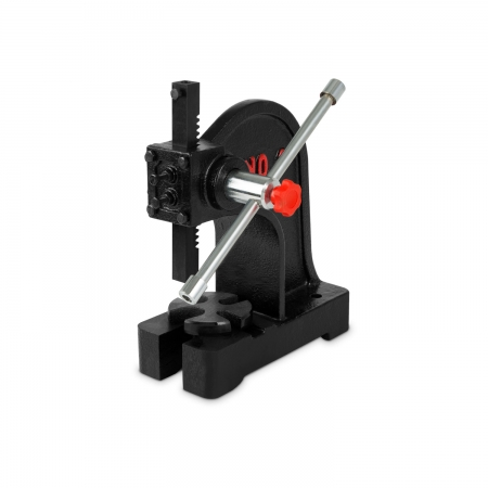 EBERTH Werkstatt Drehdornpresse mit 500kg Presskraft