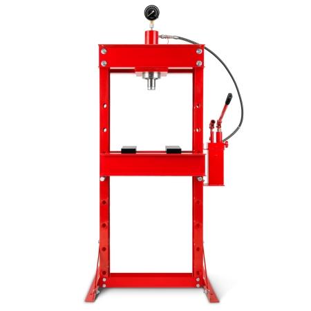 EBERTH Werkstattpresse 30t hydraulisch mit Manometer