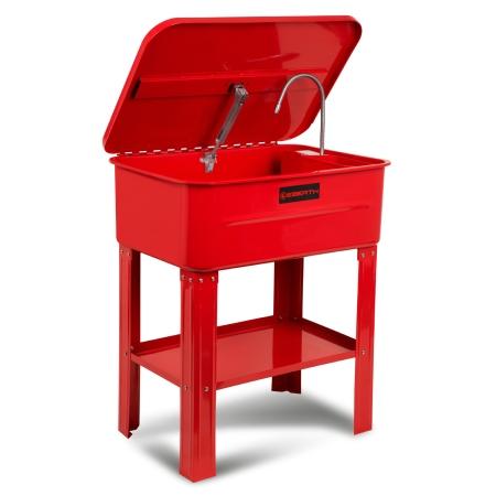 EBERTH Teilewaschgerät für professionelles Reinigen von kleinen bis mittelgroßen Teilen