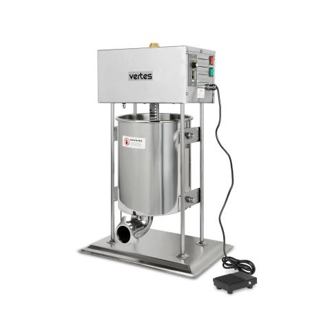 Elektrische Wurstfüllmaschine mit 10L Fassungsvermögen