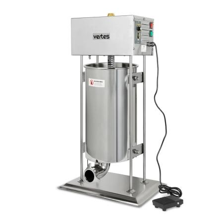 Elektrische Wurstfüllmaschine mit 15L Fassungsvermögen