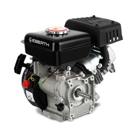 EBERTH 3 PS Benzinmotor 1 Zylinder 4-Takt mit 16 mm Welle