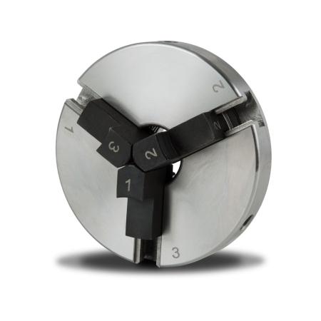 EBERTH 100 mm Dreibackenfutter selbstzentrierend