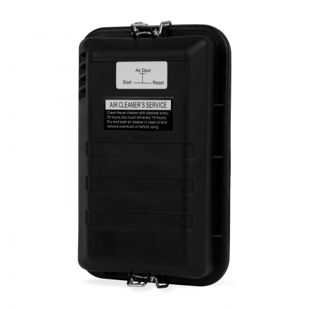 Luftfilterkasten mit Filtereinsatz und Luftfilter