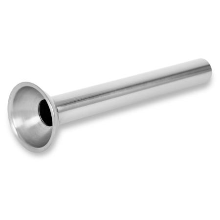 vertes Fülltülle Ø22mm Durchmesser aus Edelstahl