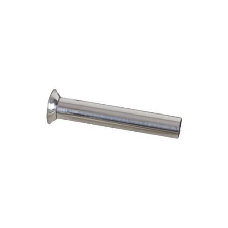 vertes Fülltülle Ø26mm Durchmesser aus Edelstahl