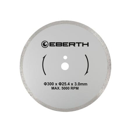 EBERTH Diamant Trennscheibe Ø300 mm