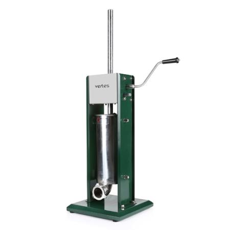 Vertes Wurstfüllmaschine Edelstahl Zylinder 5 Liter