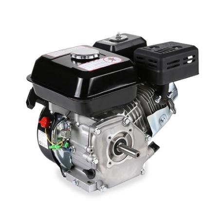 EBERTH 6,5PS / 4,8kW Benzinmotor 1 Zylinder 4-Takt mit Handstarter