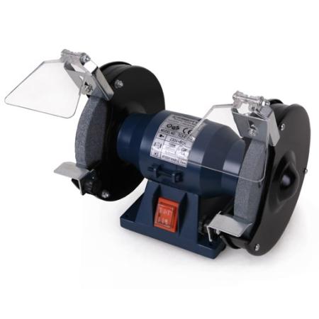 EBERTH Doppelschleifmaschine Ø150mm 250 Watt Leistung