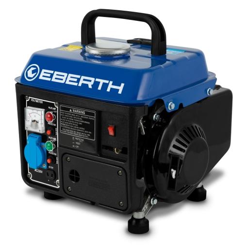 EBERTH 2PS Stromerzeuger mit 750 Watt Leistung 1-Phase