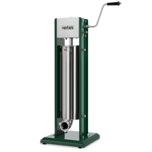 vertes Wurstfüllmaschine Edelstahl Zylinder 7 Liter
