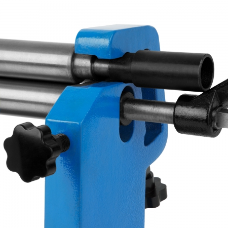 EBERTH Rundbiegemaschine 1300 mm zum Formen flacher Bleche in runde Ringe