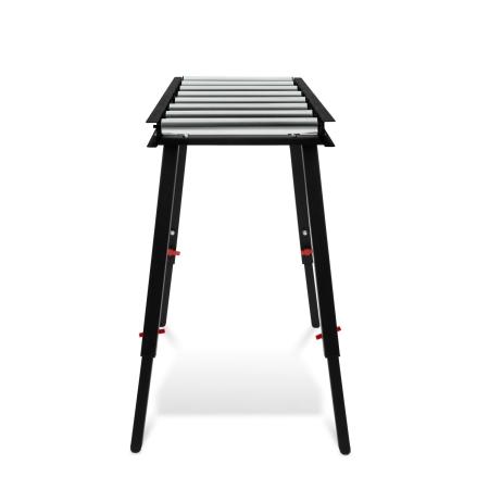 Rollentisch mit 8 Rollen 300 kg Traglast