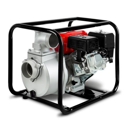 EBERTH Wasserpumpe 6,5PS Förderleistung 60.000 Liter pro Stunde