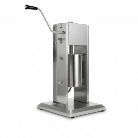 vertes Wurstfüllmaschine komplett Edelstahl 3 Liter