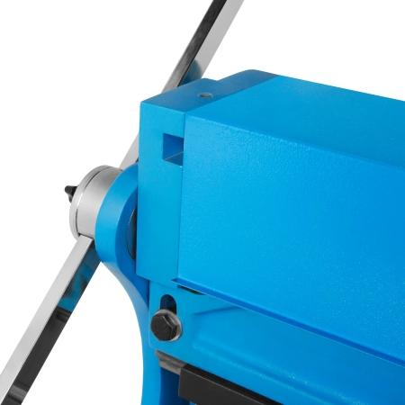 EBERTH 3in1 Abkantmaschine mit 1320 mm Arbeitsbreite