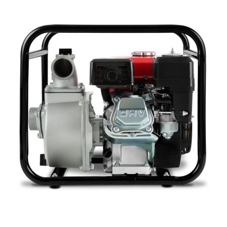 EBERTH Wasserpumpe 5,5PS Förderleistung 30.000 Liter pro Stunde