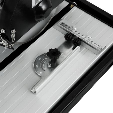 EBERTH Fliesenschneider 800 Watt Ø230mm Diamant Trennscheibe