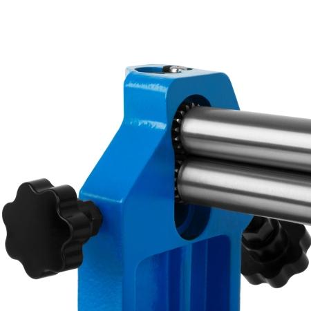 EBERTH Rundbiegemaschine 305 mm zum Formen flacher Bleche in runde Ringe