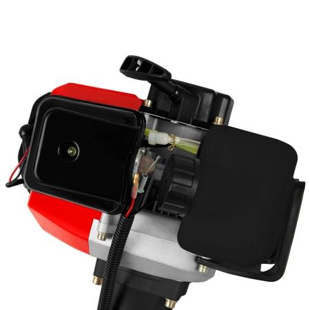 EBERTH Kehrmaschine mit Benzinmotor