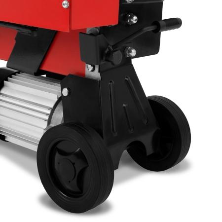 EBERTH 7T 520mm Holzspalter hydraulisch mit 2200 Watt Leistung