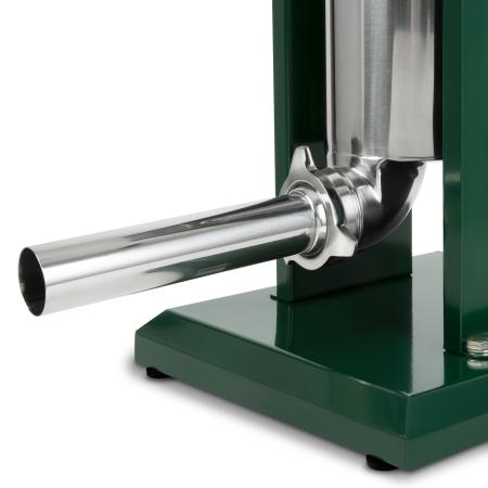 vertes Wurstfüllmaschine Edelstahl Zylinder 3 Liter
