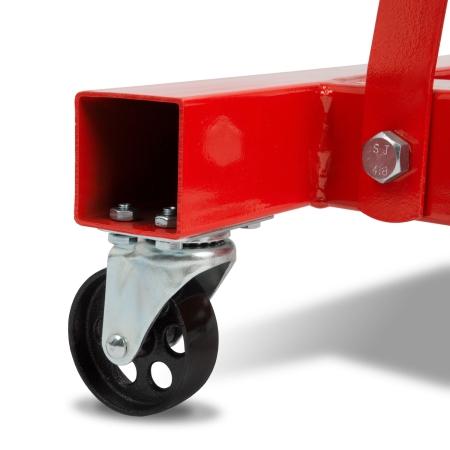 EBERTH Motorkran 1000kg hydraulischer Motorheber