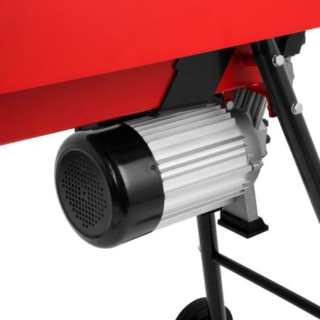 EBERTH 7T 520mm Holzspalter hydraulisch 2200 Watt mit Stand