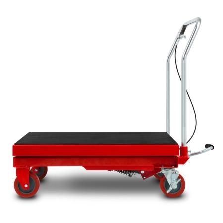 Fahrbarer Hubtisch 750kg
